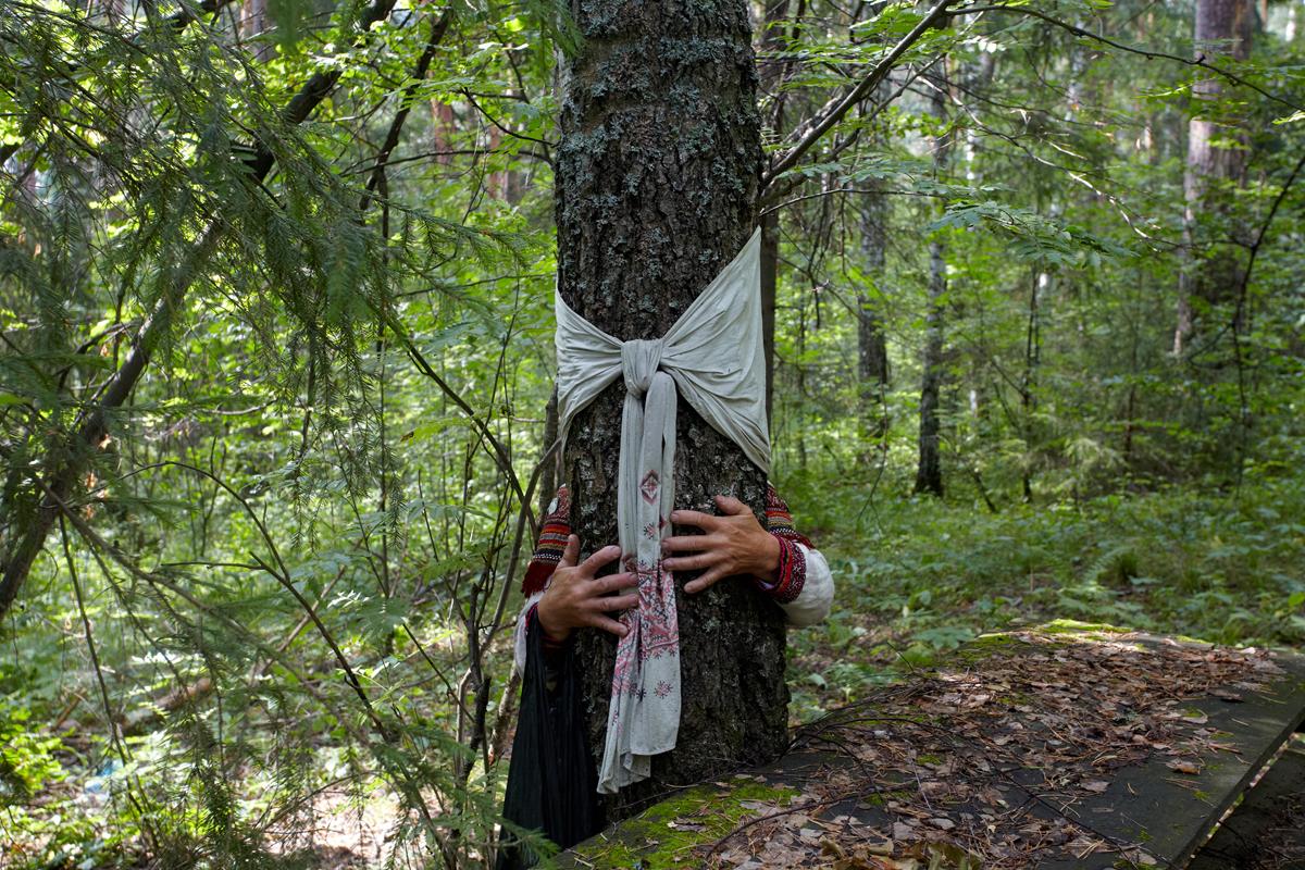 Ural Mari. A Concealed People.